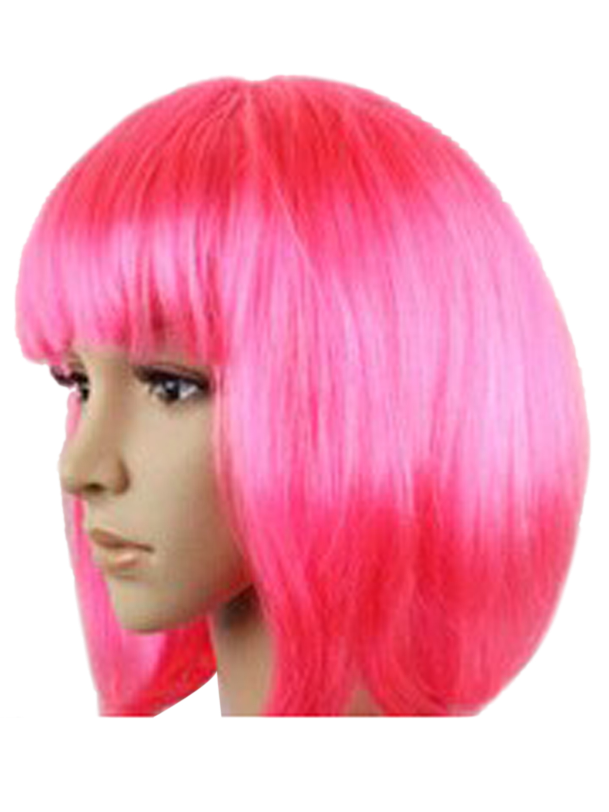how to become a wigs hair model