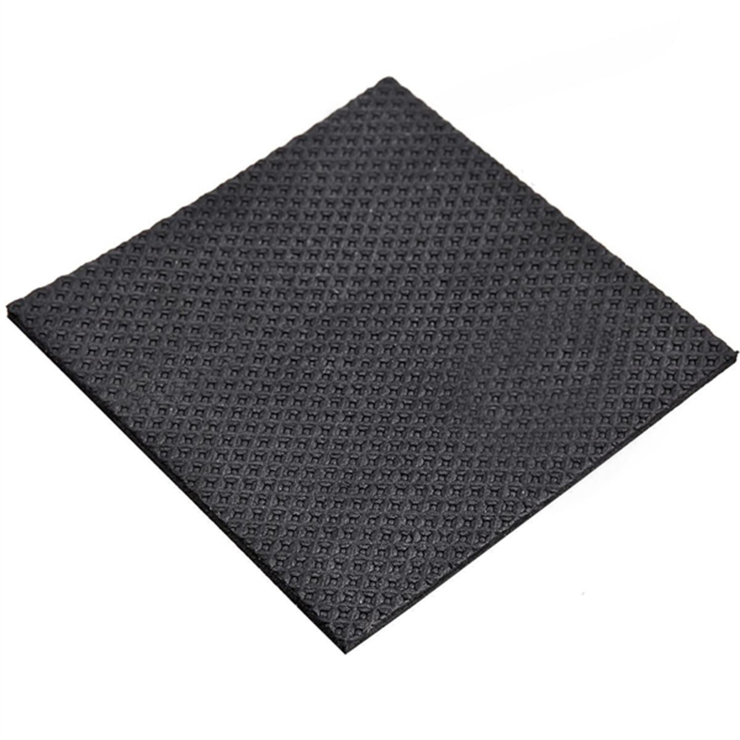 Home Anti Slip Square Chair Cushion Floor Protection Mat